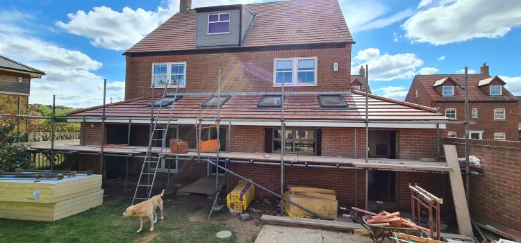 Building Work – Project 3 – Weeks 6 and 7